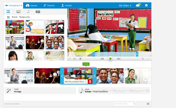 wevideo for schools